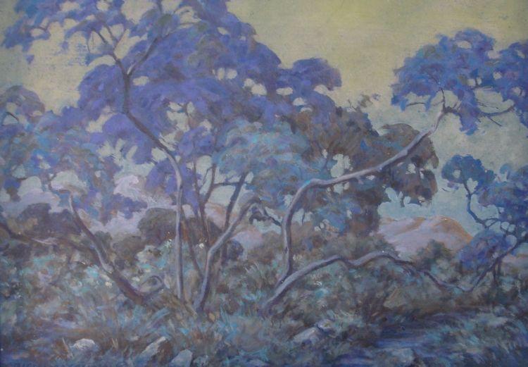 Erich Mayer; Trees