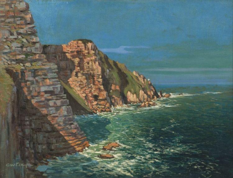 George William Pilkington; Cape Point