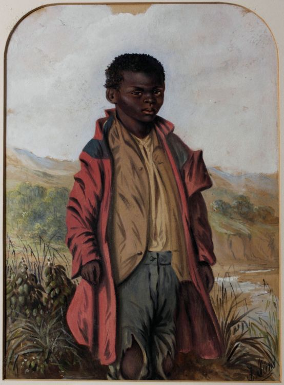 Frederick Timpson I'Ons; Young Boy