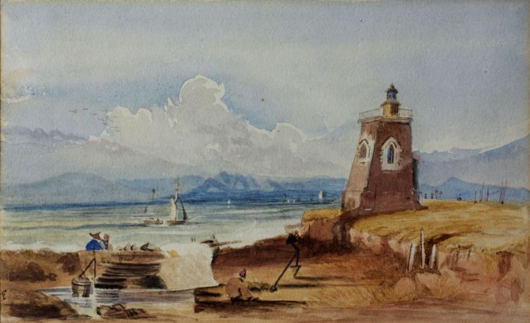 Donald McLean Fraser; Mouille Point Lighthouse