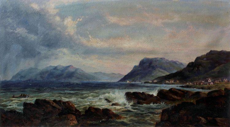 Abraham De Smidt; Kalk Bay