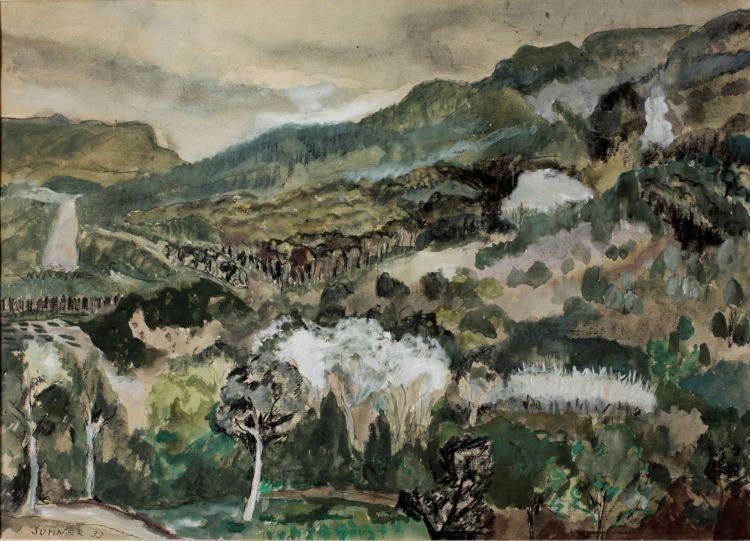Maud Sumner; Constantia Nek