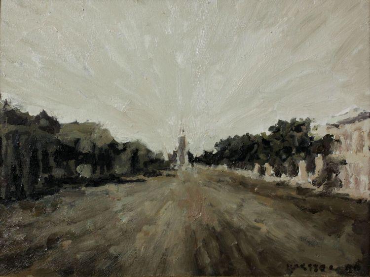 Anton Karstel; Grahamstown