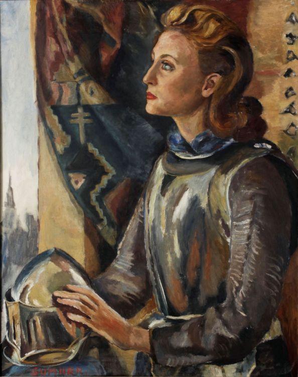 Maud Sumner; Sainte Jeanne d'Arc