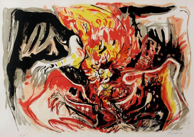 Edouard Pignon; Composition