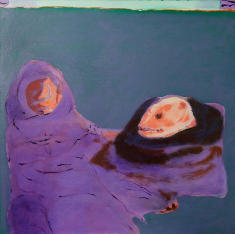 Robert Hodgins; Goyeska: The Young Girl & the Bawd