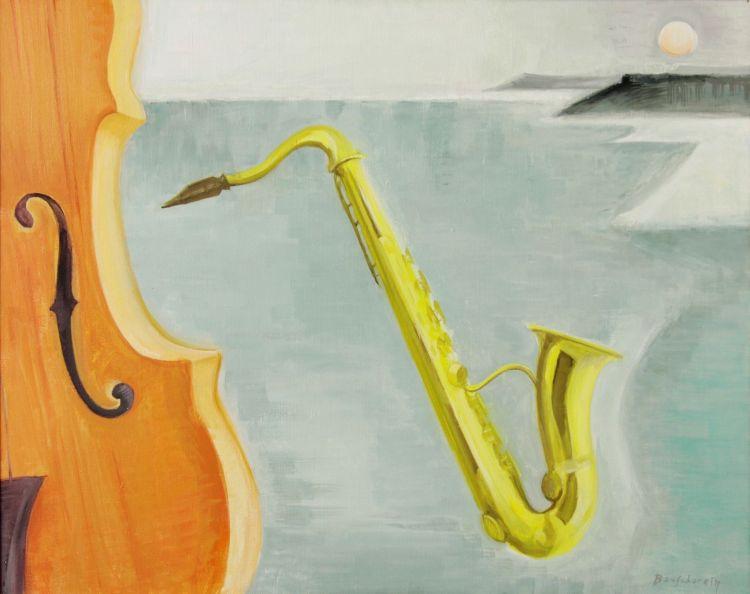 Claude Bouscharain; Music