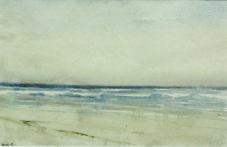William Timlin; Muizenberg Beach