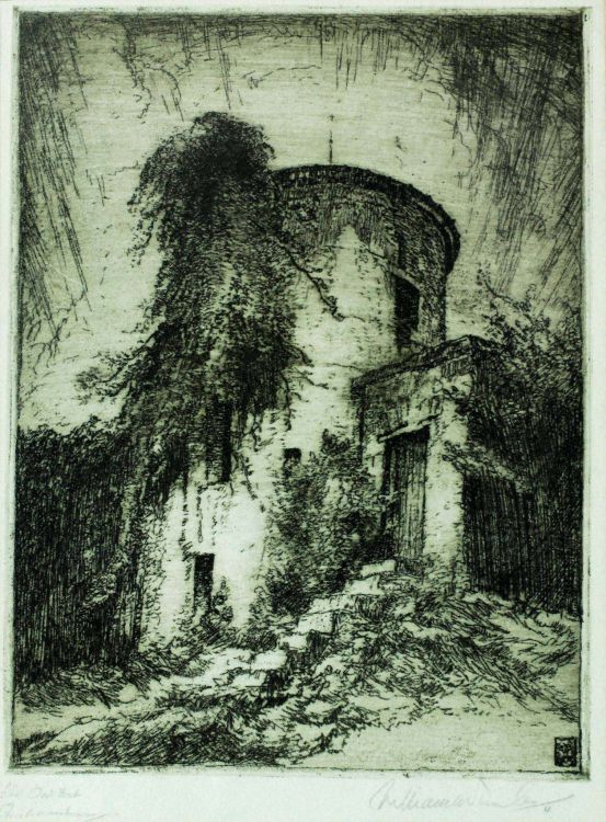 William Timlin; The Old Fort, Grahamstown