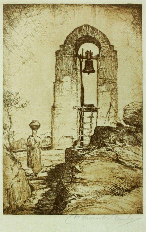 William Timlin; A Bechuanaland Mission Bell