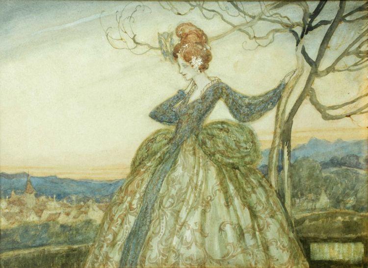 William Timlin; Fantasy