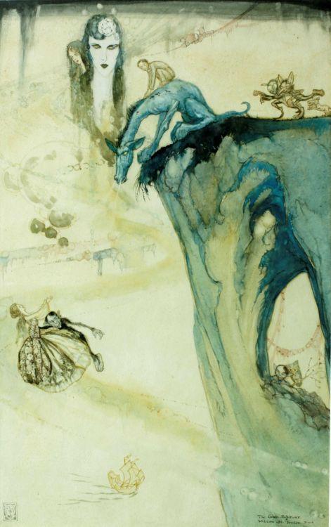 William Timlin; The Green Nightmare