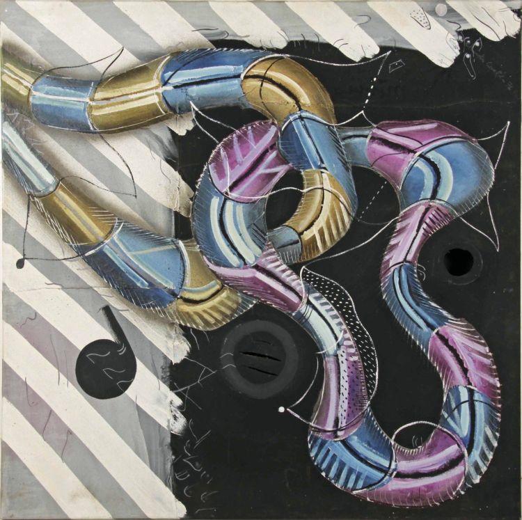 Christo Coetzee; Mobius Infinity Chain
