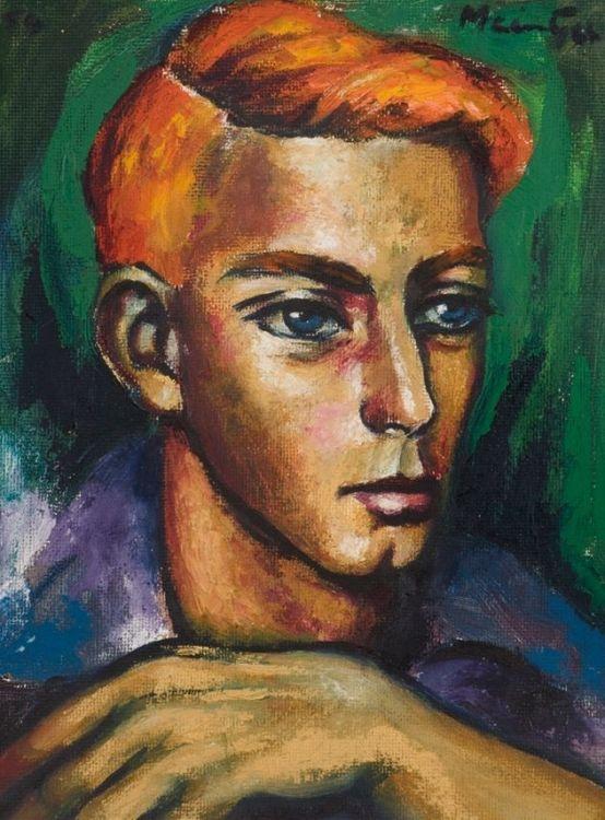Johannes Meintjes; The Red Head Boy