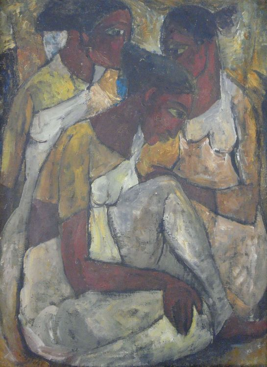 Zainab Reddy; Three Women