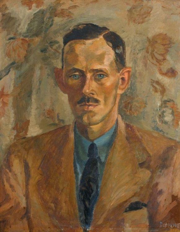 Maud Sumner; Basil Bernard Sumner, the artist's brother