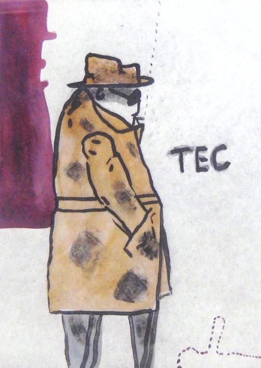 Robert Hodgins; Crook; Tec