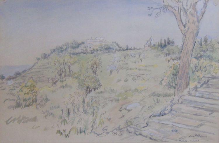 Enslin du Plessis; Capri