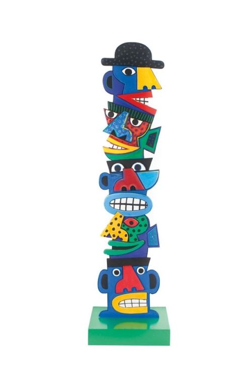 Norman Catherine; A Figural Totem