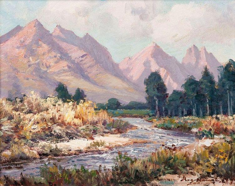 Hugo Naudé; The Hex River