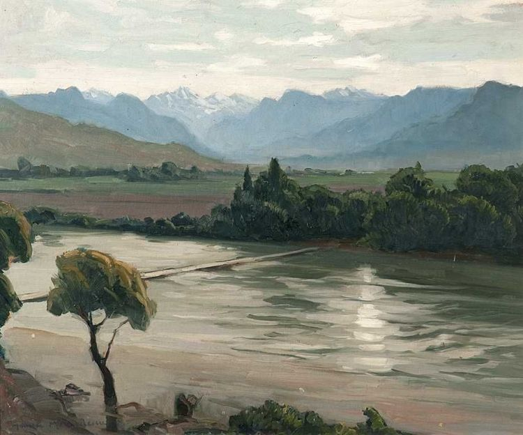 Maurice Menardeau; The Hex River Valley