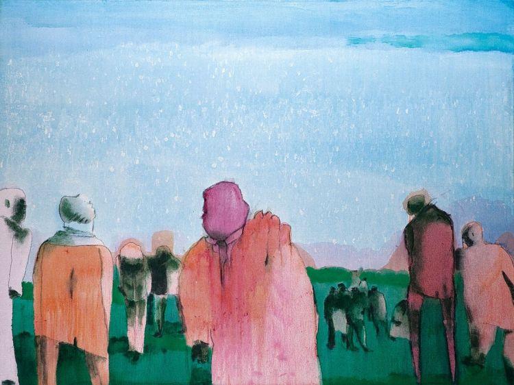 Robert Hodgins; A Field Full of Folk