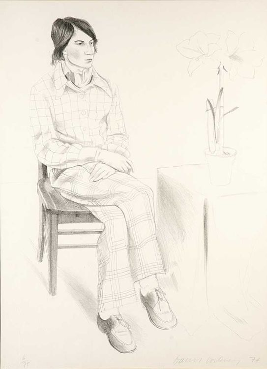 David Hockney; Yves Marie