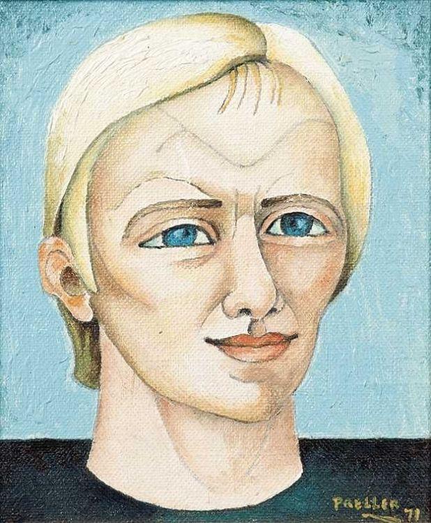 Alexis Preller; Head of Guna