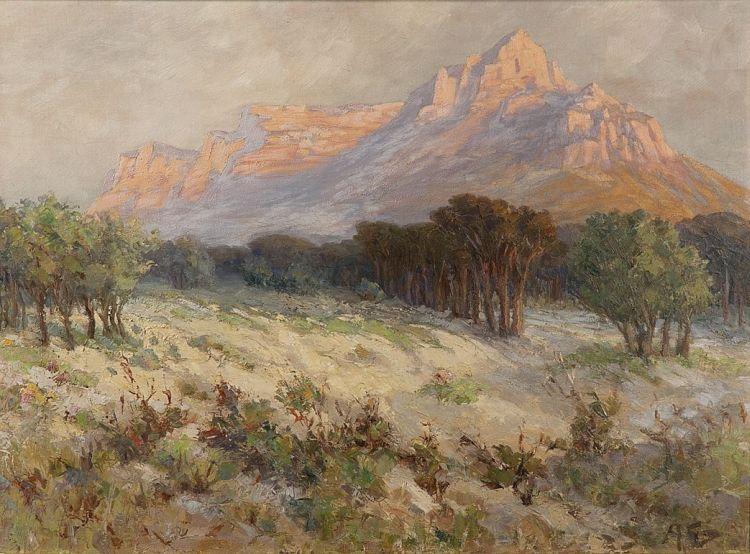 Allerley Glossop; Devil's Peak