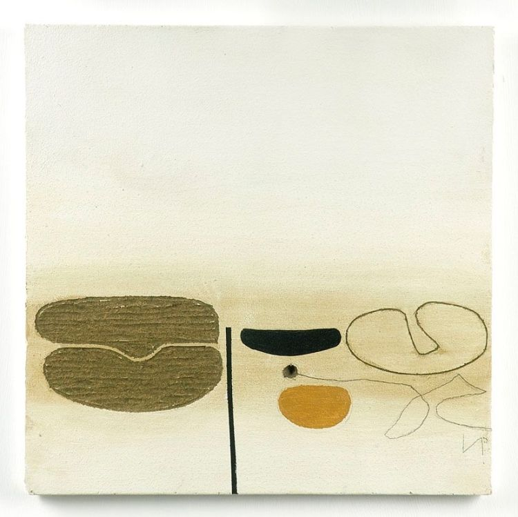 Victor Pasmore; Three Images, 1977