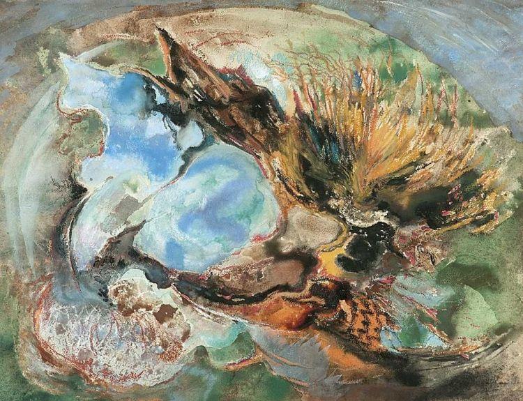 Cecil Higgs; Seaweed and Seashells