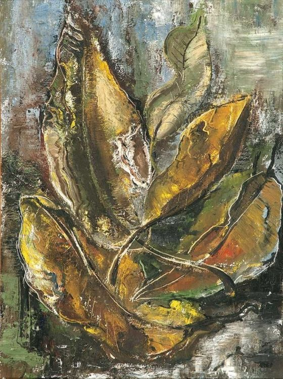 Cecil Higgs; Leaves