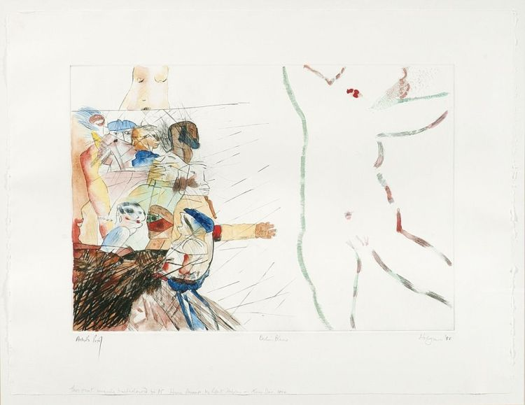 Robert Hodgins; Berlin Blues