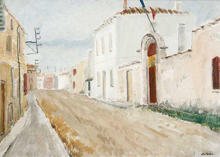 Enslin du Plessis; Rue Pierre Loti