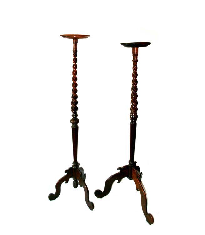 A yellowwood and stinkwood gueridon, 19th century
