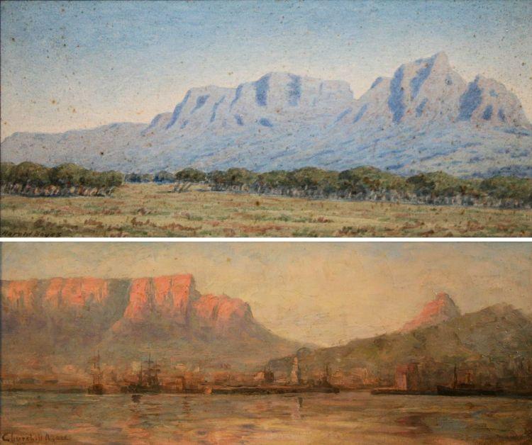 Edward Clark Churchill Mace; Table Bay