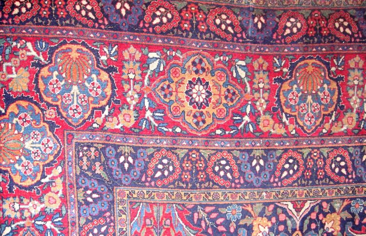 A Khorossan carpet, East Persia, circa 1950