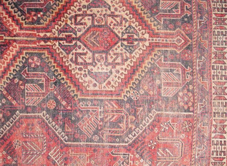 A Shiraz carpet, South West Persia, circa 1940