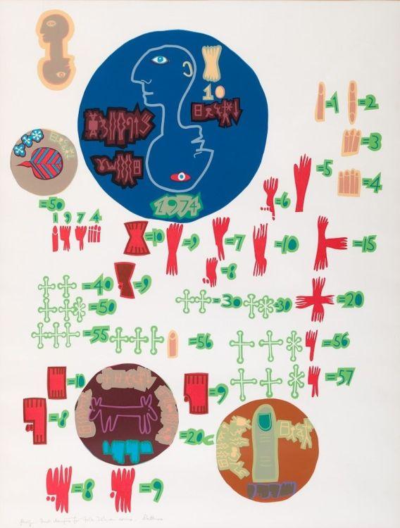 Walter Battiss; First Designs for Fook Island Coins