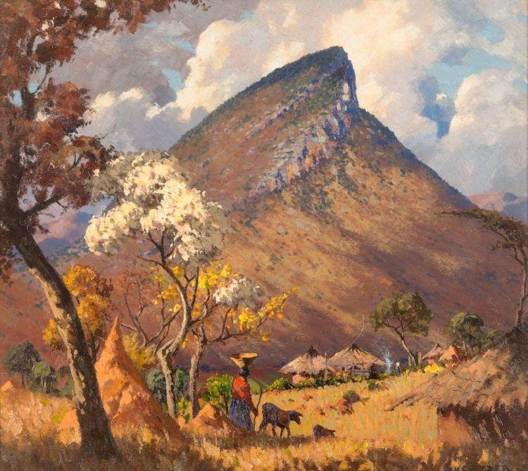 Willem Hermanus Coetzer; Homeward Bound