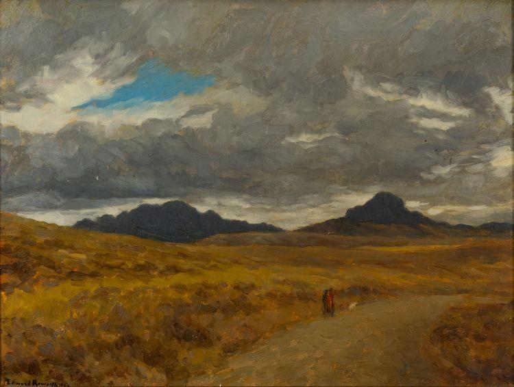 Edward Roworth; Approaching Storm