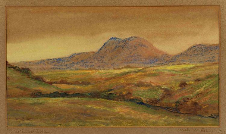 Walter Battiss; Landscape