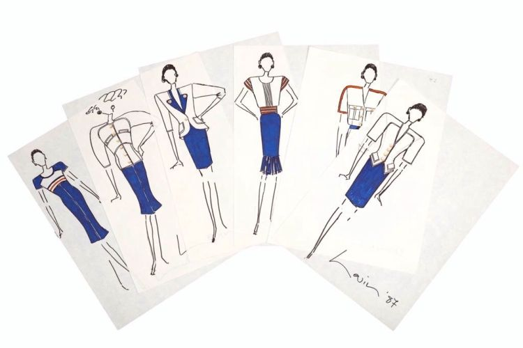 A collection of proposed uniform designs for South African Airways