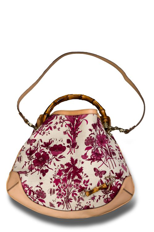 A Gucci peggy large top handle bag from the cruise collection