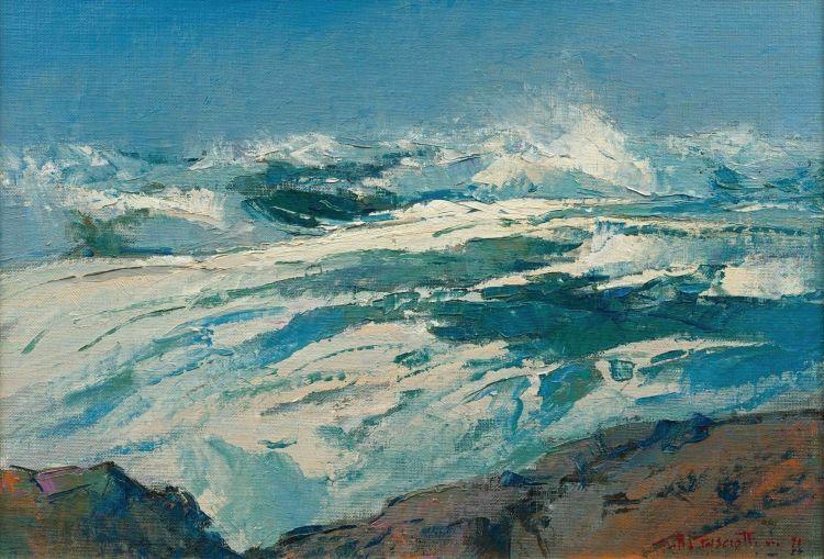 Titta Fasciotti; Seascape