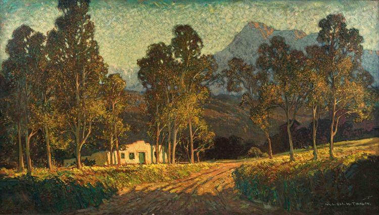 William Timlin; Road to the Farm