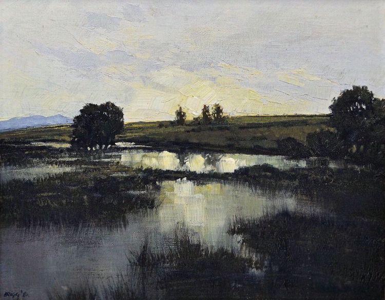 Mel Brigg; Landscape
