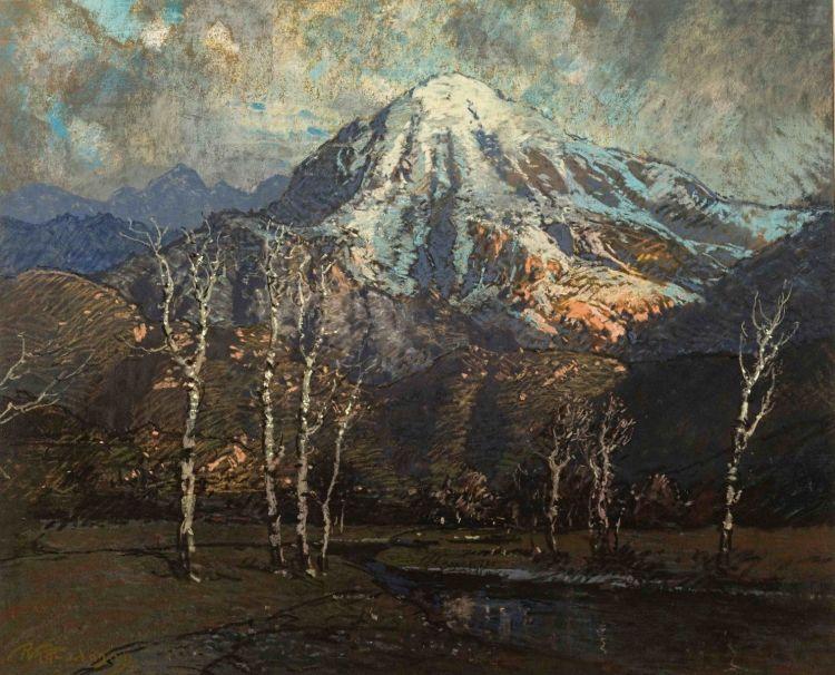 Robert Gwelo Goodman; Himalayas, India