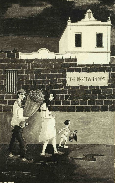 Fred Page; The In-Between Days