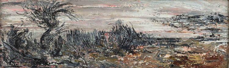 Cecil Higgs; Klein Strand Landskap